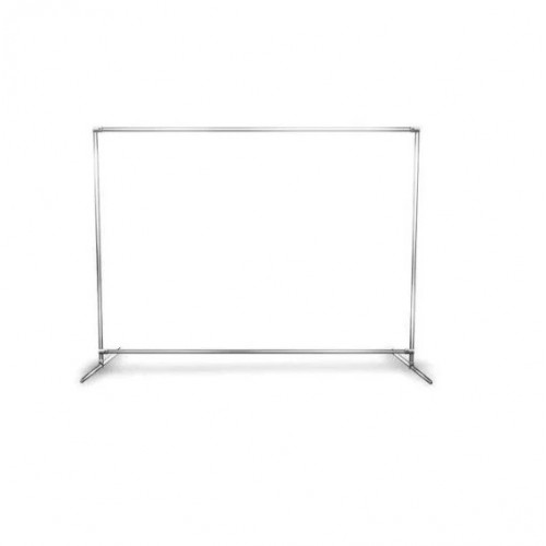 Каркас для фотозоны, баннера, Press wall, конструкция для баннера, 3,5х1,5 м, фото