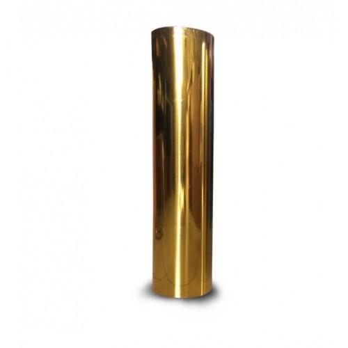 Термотрансферная пленка Золото металлик фото