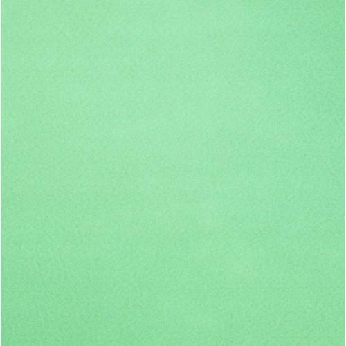 Фетр корейский мягкий 1.2 мм, 20x30 см, бледно-зеленый