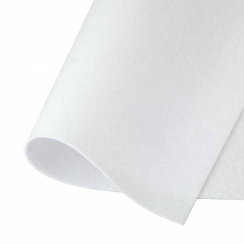 Фетр жесткий Белый фото