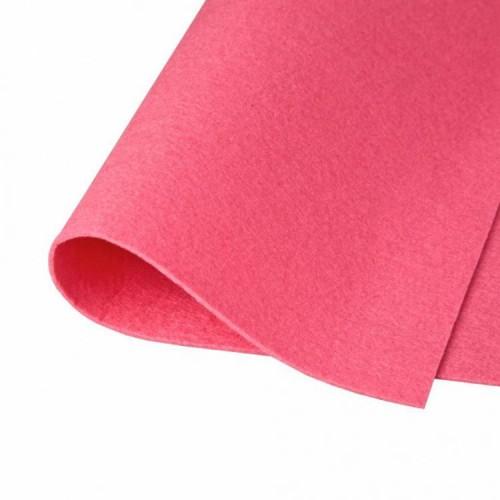 Фетр жесткий Розовый фото