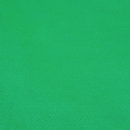 Фетр корейский жесткий 1.2 мм, 20x30 см, светло - зеленый