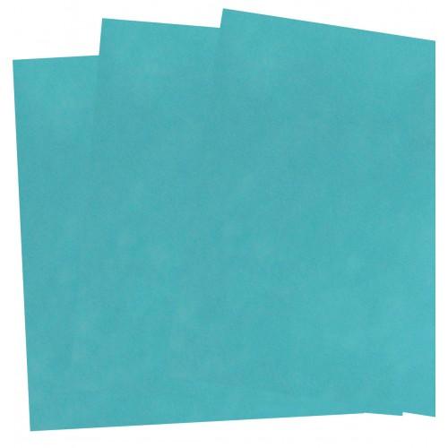 Фетр жесткий Голубой SANTI фото
