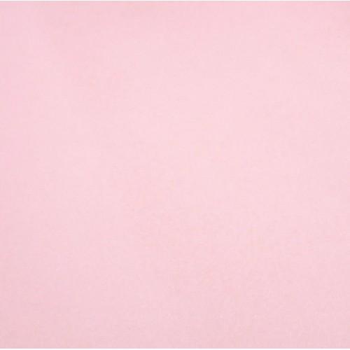 Фетр корейский мягкий 1.2 мм, 20x30 см, нежно-розовый, фото