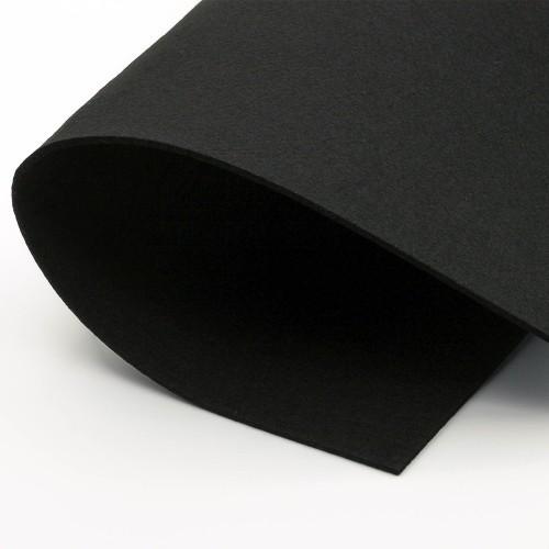 Фетр жесткий черный SANTI фото