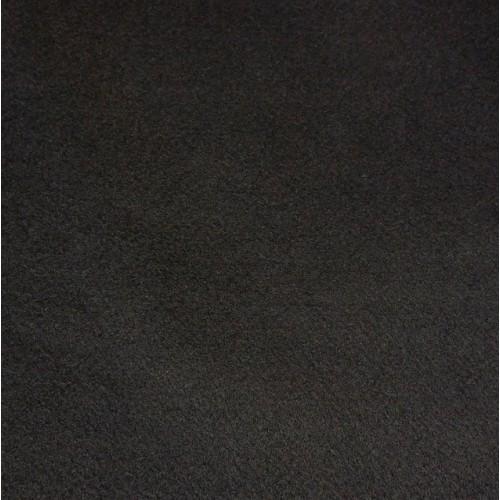 Фетр корейский мягкий 1.2 мм, 20x30 см, черный