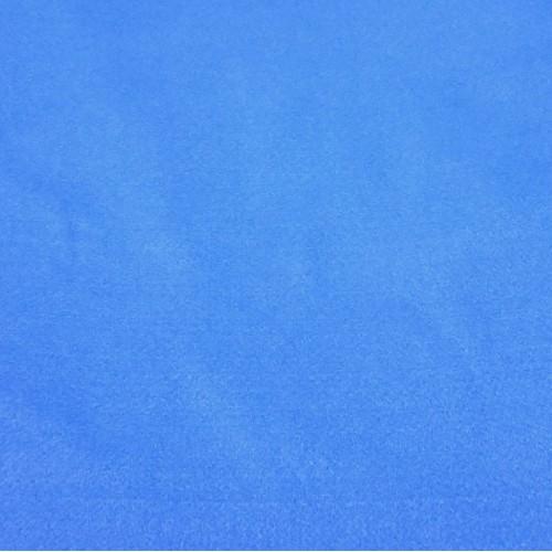 Фетр корейский мягкий 1.2 мм, 20x30 см, светло-синий