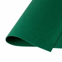 Фетр жесткий Зеленый, 21*30 см