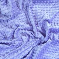 Плюш Minky Светло-фиолетовый, 40*50 см