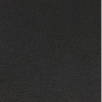 Фетр корейский жесткий 1.2 мм, 20x30 см, черный