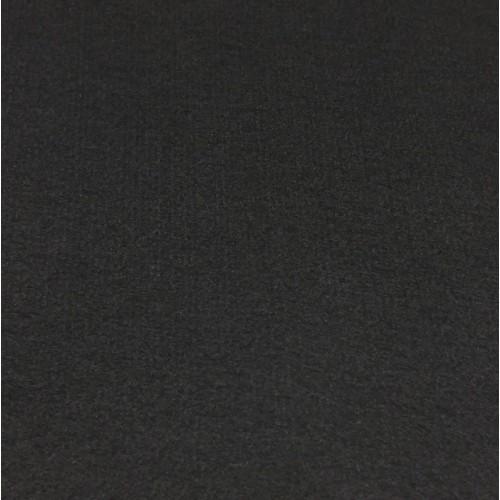 Фетр корейский жесткий черный, фото