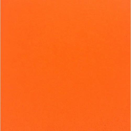 Фетр корейский жесткий 1.2 мм, 20x30 см, оранжевый, фото