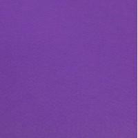 Фетр корейский жесткий 1.2 мм, 20x30 см, фиолетовый
