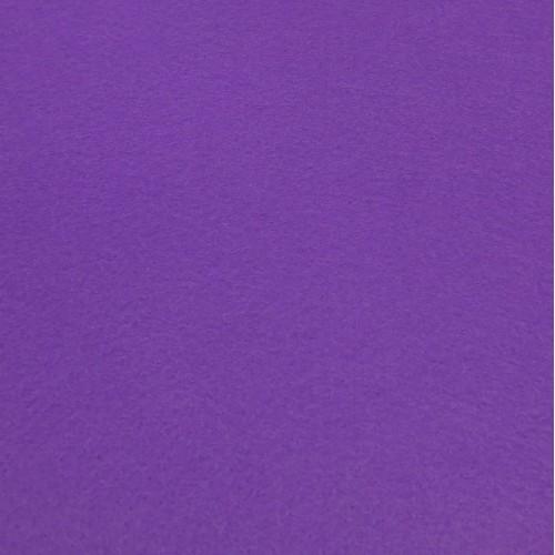 Фетр корейский жесткий фиолетовый, фото