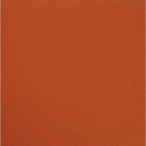 Фетр корейский жесткий 1.2 мм, 20x30 см, светло-коричневый