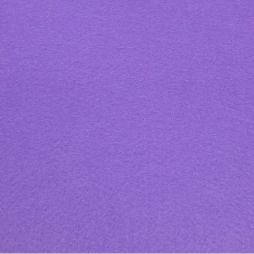 Фетр корейский жесткий 1.2 мм, 20x30 см, сиреневый, фото