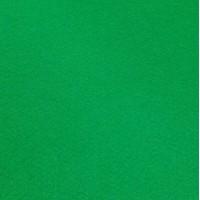 Фетр корейский жесткий 1.2 мм, 20x30 см, зеленый