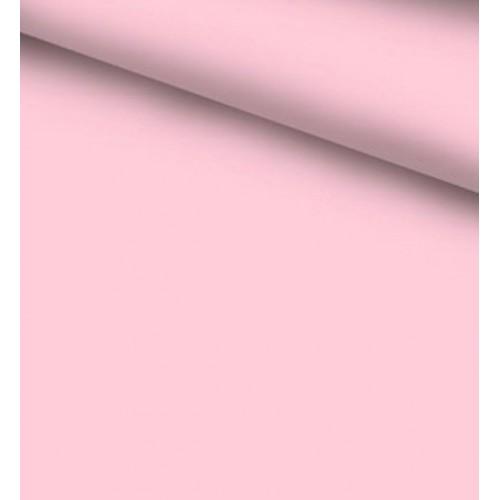 Ткань хлопок однотонный розовая-светлая, 40*50 см