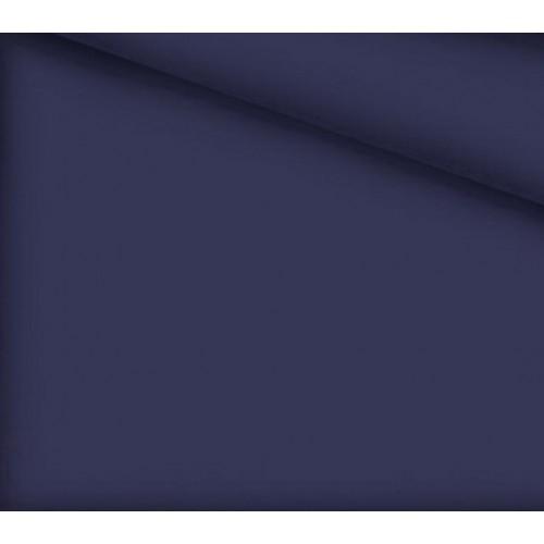 Ткань хлопок однотонный темно-синяя, 40*50 см