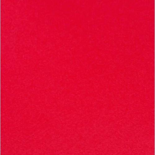 Фетр корейский жесткий 1.2 мм, 20x30 см, темно-красный