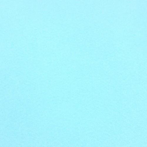Фетр корейский жесткий 1.2 мм, 20x30 см, светло-голубой