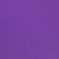 Фетр корейский мягкий 1.2 мм, 20x30 см, фиолетовый