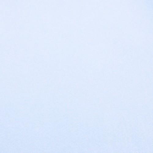 Фетр корейский мягкий 1.2 мм, 20x30 см, светло-голубой