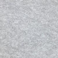 Фетр корейский мягкий 1.2 мм, 20x30 см, серый меланж