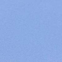 Фетр корейский мягкий 1.2 мм, 20x30 см, умеренно-голубой