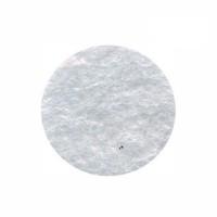 Фетр листовой мягкий Белый ROSA TALENT, 21.5*29.7 см