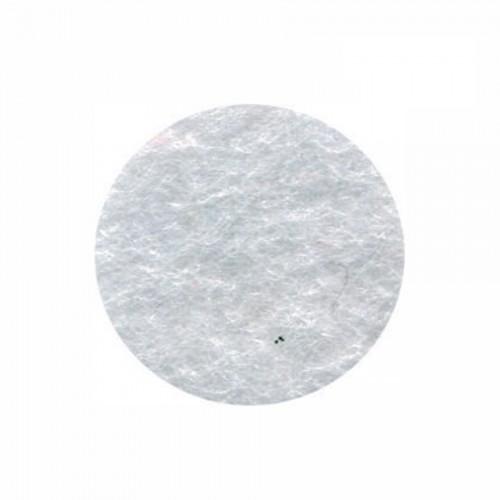 Фетр листовой мягкий Белый ROSA TALENT фото