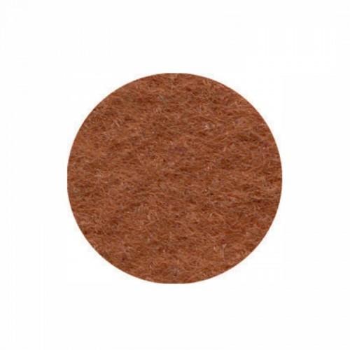 Фетр листовой мягкий Светло-коричневый ROSA TALENT фото