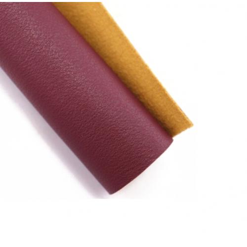 Экокожа гладкая Розово-коричневая, 20х34 см
