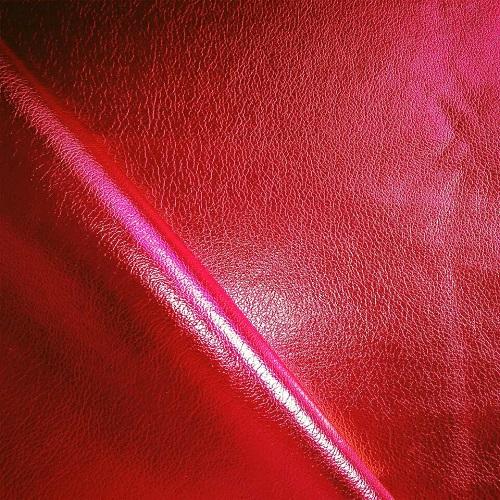 Экокожа гладкая Красная фото