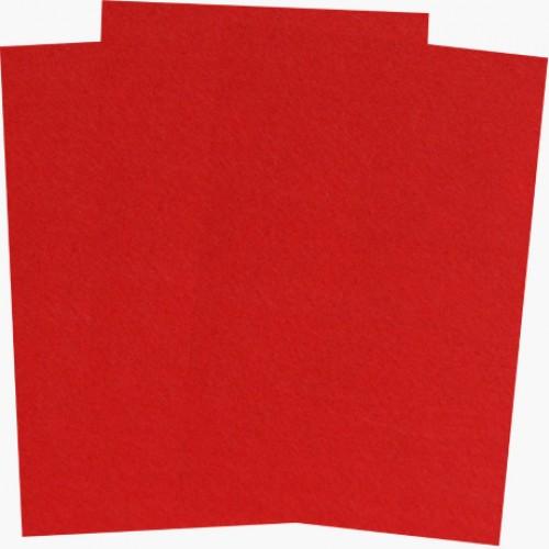 Фетр жесткий Красный SANTI фото