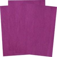 Фетр жесткий Фиолетовый SANTI, 21*30 см