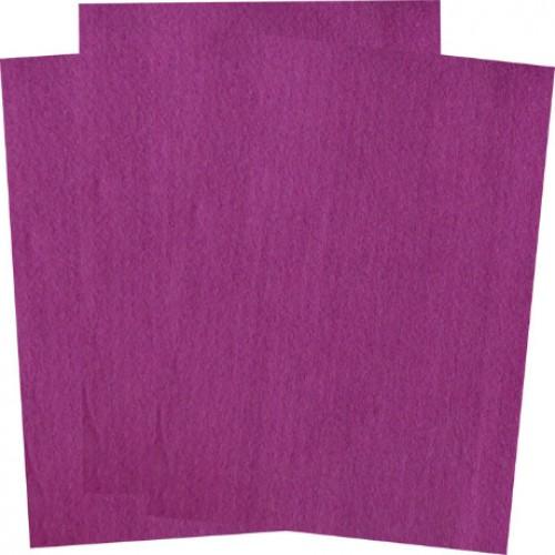 Фетр жесткий Фиолетовый SANTI фото
