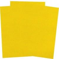 Фетр мягкий Желтый SANTI, 21*30 см