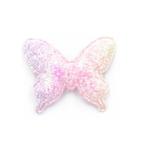 Патч бабочка градиент, фото