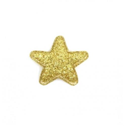 Патч Звезда золото, 2,4х2,4 см