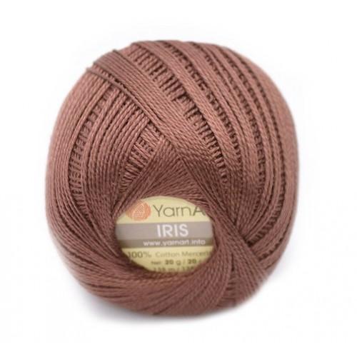 YarnArt IRIS шоколад №932