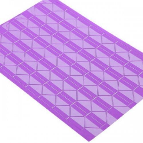 Самоклеющиеся уголки для фото Фиолетовые фото