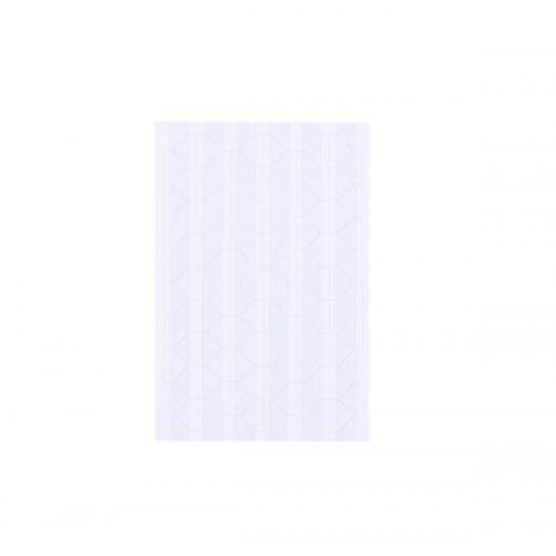 Самоклеющиеся уголки для фото Белые, 102 шт.
