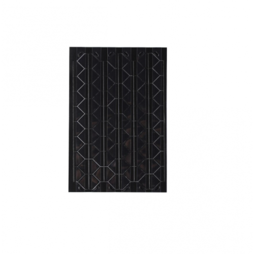 Самоклеющиеся уголки для фото Черные, 102 шт