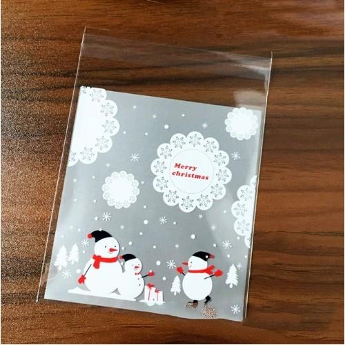 """Пакет для подарка """"Merry Christmas 2""""  10*10 см"""