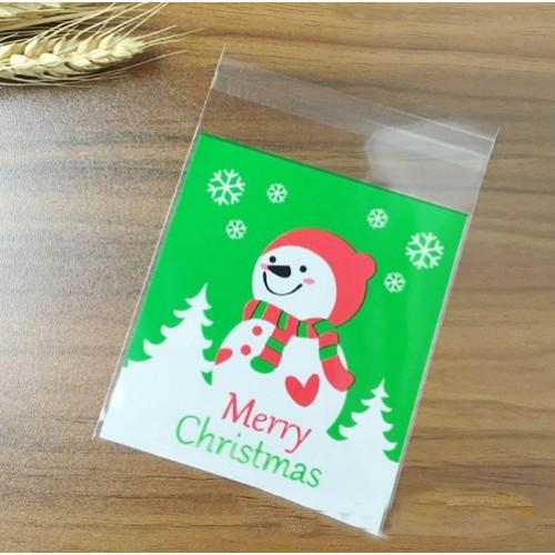 """Пакет для подарка """"Merry Christmas"""" 10*10 см"""