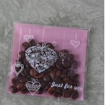 "Пакет для подарка ""Just for  you"" 10*10 см"