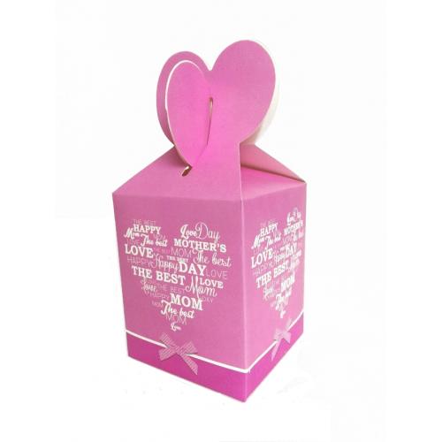 Подарочная коробка №9 9х10х9 см фото