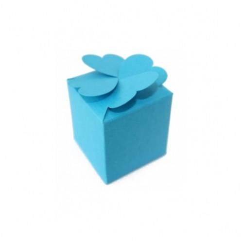 Бонбоньерки, синий