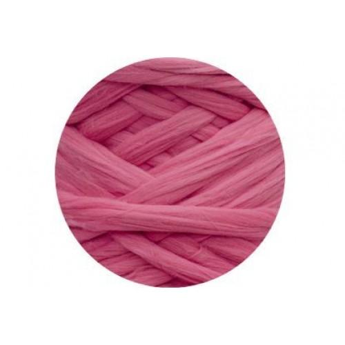 Шерсть для валяния 496 розовый, 50г